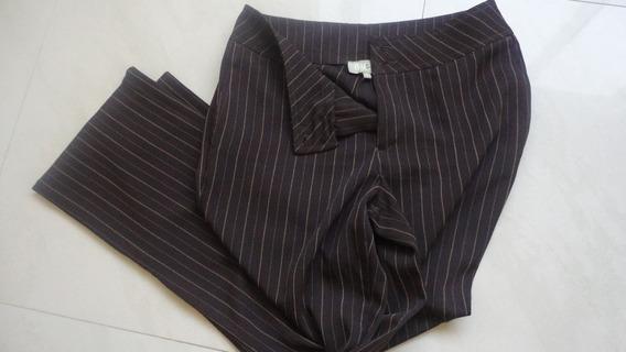 Pantalón De Vestir Para Dama (talla 10)