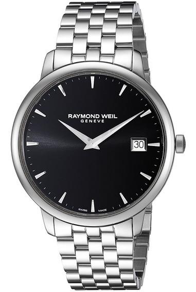 Reloj De Lujo Suizo Para Hombre Raymond Weil Toccata