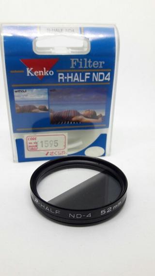 Filtro Kenko 52mm R-half Nd4