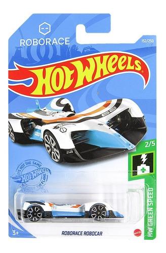 Carrinho Hot Wheels À Escolha - Edição Hw Green Speed Mattel