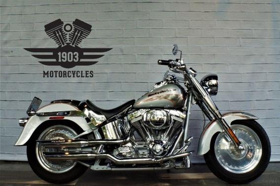 Harley Davidson Fat Boy Scremin Eagle
