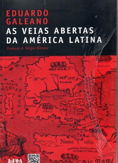 Livro As Veias Abertas Da América Latina - Eduardo Galeano