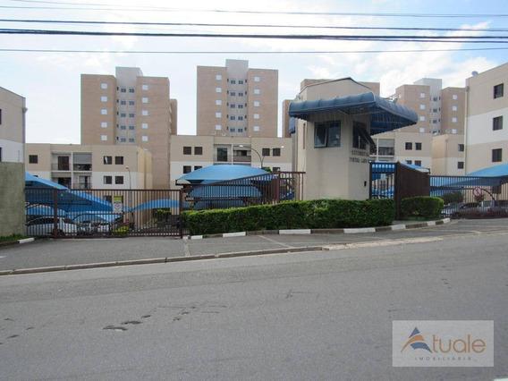 Apartamento À Venda, 84 M² Por R$ 300.000,00 - Jardim Do Lago Continuação - Campinas/sp - Ap5883