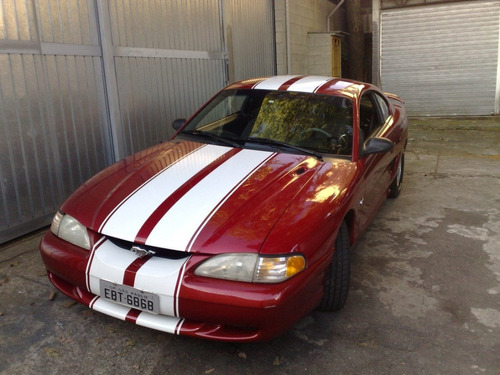 Imagem 1 de 10 de Ford Mustang 3.8 V6 Automático 95