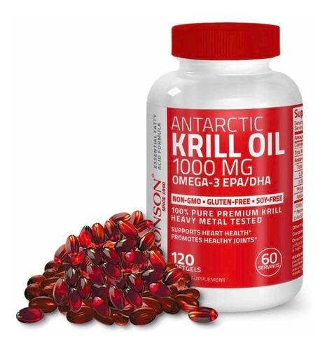 Aceite De Krill Omega 3 Multivitaminico