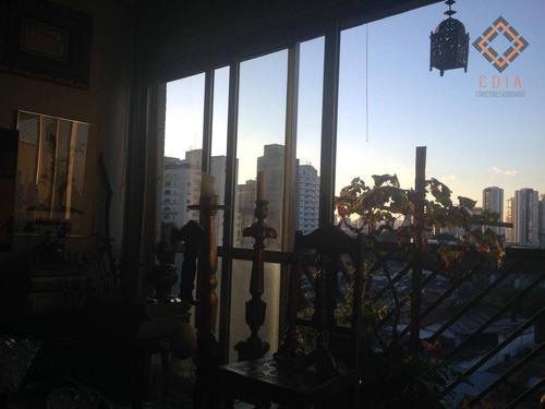 Apartamento Com 2 Dormitórios À Venda, 63 M² Por R$ 450.000,00 - Santa Cecília - São Paulo/sp - Ap48361