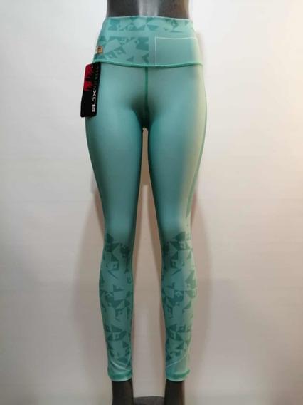 Leggins Bjx Color Verde Aqua