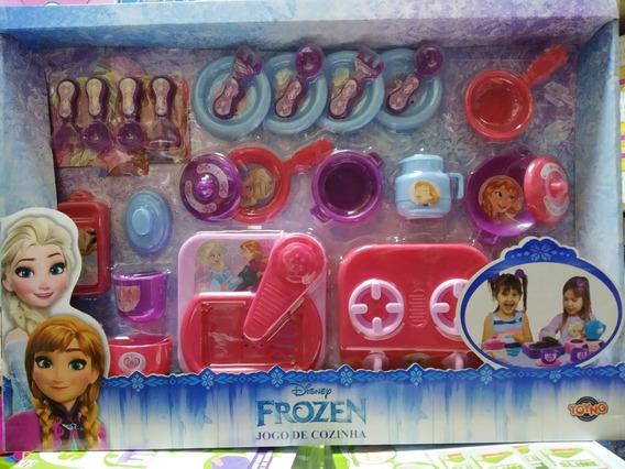 Jogo De Cozinha Da Frozen