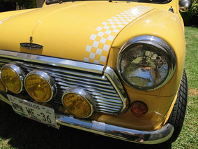 Austin Mini 1974 Auto Clásico