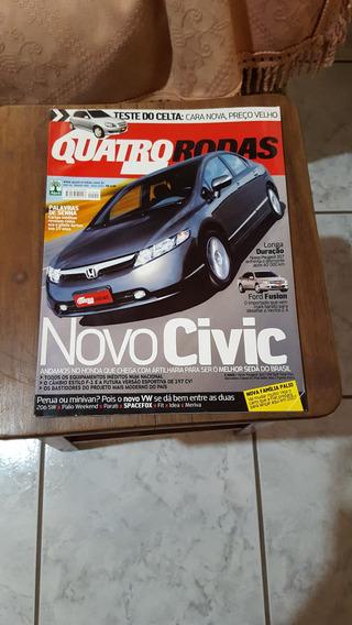 Revista Quatro Rodas Edição 552 Maio 2006