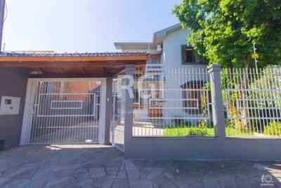Casa Em Scharlau Com 3 Dormitórios - Vr28073