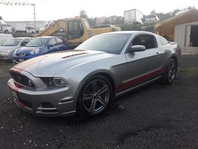 Ford Mustang 5.0l Gt Vip Equipado Piel At 20% Eng. 48 Meses