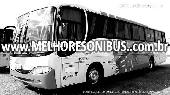 Onibus - Rodoviário Motor Dianteiro - Ano 2004 - Bomba Inj.