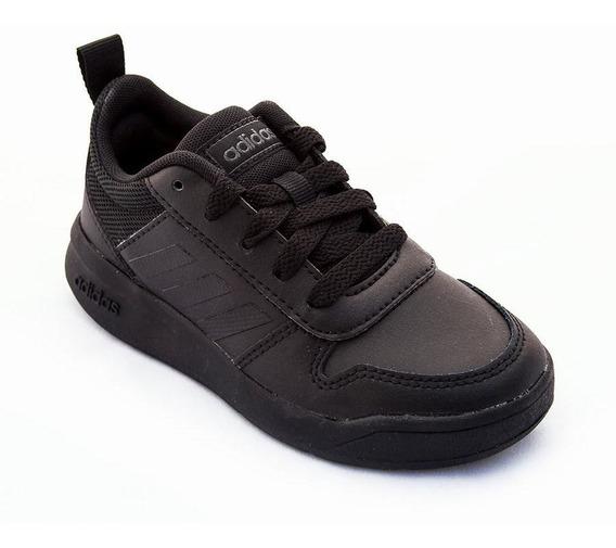 Zapatilla adidas Tensaur Negro Kids