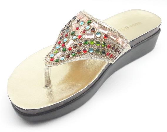 Sandalias Dama Huarache Calzado Zapato Casual Chancla Mo1754