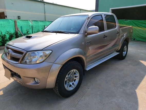 Toyota Hilux Sr 4x4