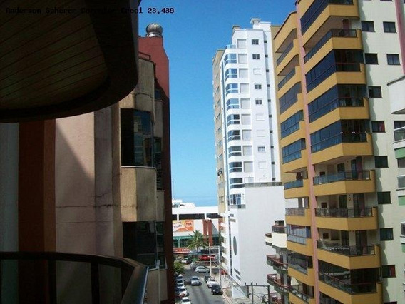 Apartamento Para Temporada Em Itapema, Meia Praia, 4 Dormitórios, 2 Suítes, 3 Banheiros, 2 Vagas - Sg401_1-673010
