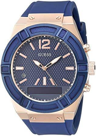 Relojes Inteligentes Guess Hombre De C0001g1 Conjetura Co..