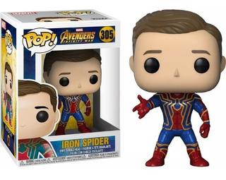Funko Pop Iron Spider #305 Avengers