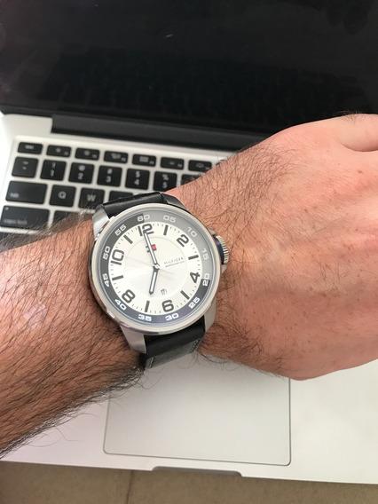 Relógio Tommy Hilfiger (pulseira Couro)