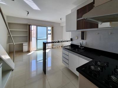 Apartamento Duplex 1 Quarto 59 M², Desocupado