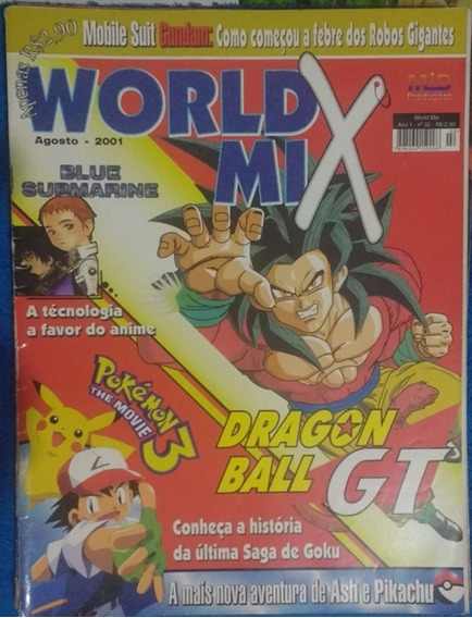 Revista World Mix Ano 01 N° 02
