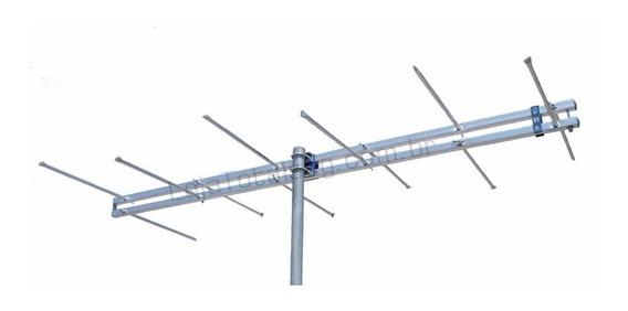 Antena De Tv Vhf Monocanal 4 Pqvm-1004 Proeletronic