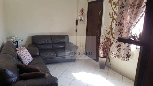 Apartamento Para Alugar, 64 M² Por R$ 1.000,00/mês - Vila São Rafael - Guarulhos/sp - Ap13623