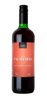 Vinho Rosado Licoroso Doce Niagara 750ml - Palmeiras
