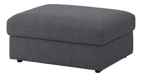 Puff Butacon Chenille Premium Para Sillon Sofa Cama Geben
