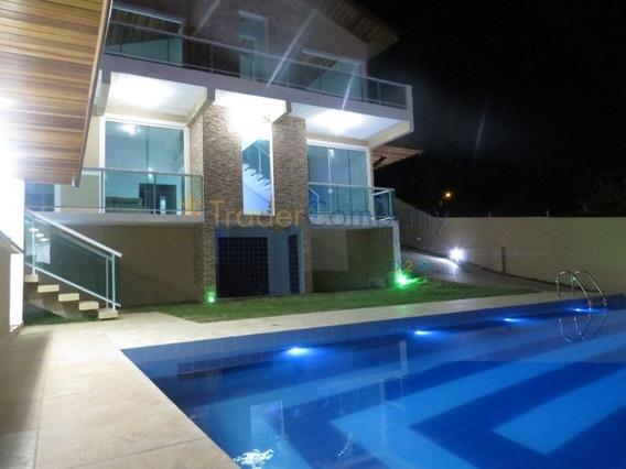 Paraibuna Quinta Dos Lagos 3 Suites 400m² 5 Vagas - R$ 1.500.000,00 - Avaliamos Permutas - Ca00112