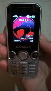 Telefono Celular Huawei U2800 Gsm Mvilnet Operativo