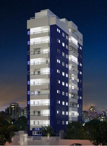 Imagem 1 de 14 de Amj31  Apartamento 2 Dormitórios- Proximo Praia- Guilhermina
