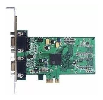 Placa Vídeo Thinnetworks Tn 750 Dual Vga Para 2 Monitores