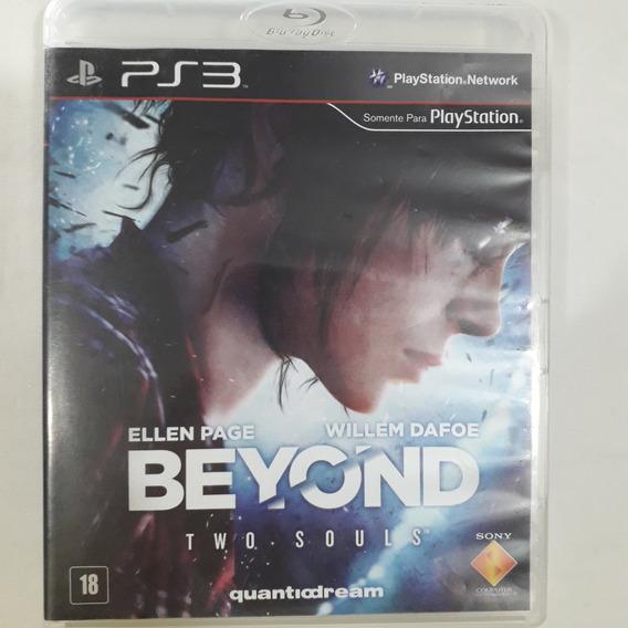 Ps3 - Beyond Two Souls - Original - Mídia Física - Inglês