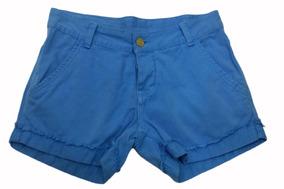 Revanche Short Sarja Azul 32970 Novo Com Tags