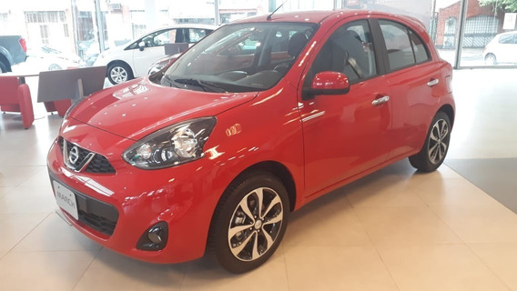 Nissan March Advance Mt