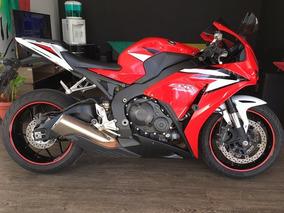 Cbr 1000 Rr 2012 Vermelha , Super Inteira
