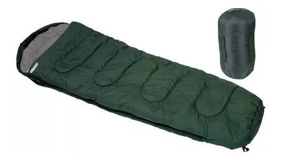 Bolsa De Dormir Gibsons Confort 910 Con Capucha