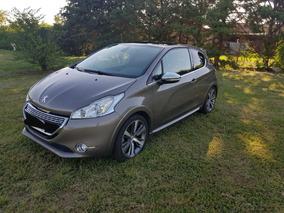 Peugeot 208 1.6 Xy 2014 33mil Km 208xy