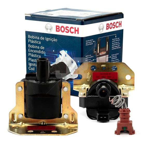 Bobina Bosch Ignição Ap Mi 2 Pinos Original Turbo E Aspirado