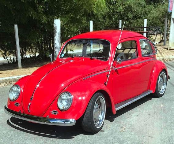 Volkswagen Fusca 1600 Etanol