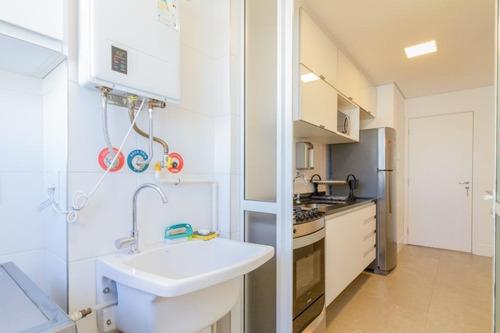 Imagem 1 de 30 de Apartamento À Venda, 57 M² Por R$ 530.000,00 - Lapa - São Paulo/sp - Ap10231