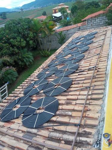 Imagem 1 de 1 de Aquecedor Solar Com Instalação Inclusa