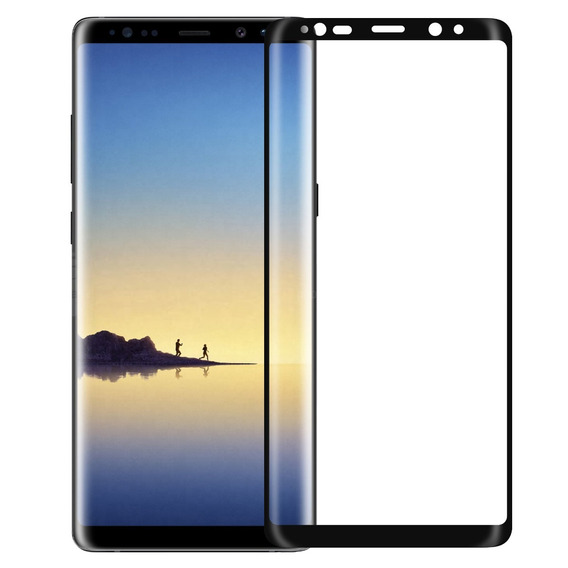 Mica Samsung Note 8 Nillkin Cristal Templado 3d Cp+ Max