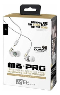 Mee Audio M6 Pro In-ear Monitores 2nd Generacion