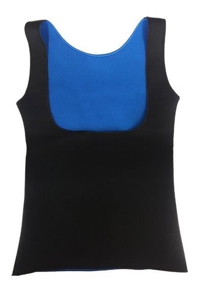 Kit 2 Blusa Feminina Modeladora Emagrecedora Queima Gordura