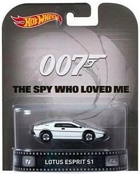 James Bond 007 The Spy Who Loved Me Lotus Sprit Hw Retrô