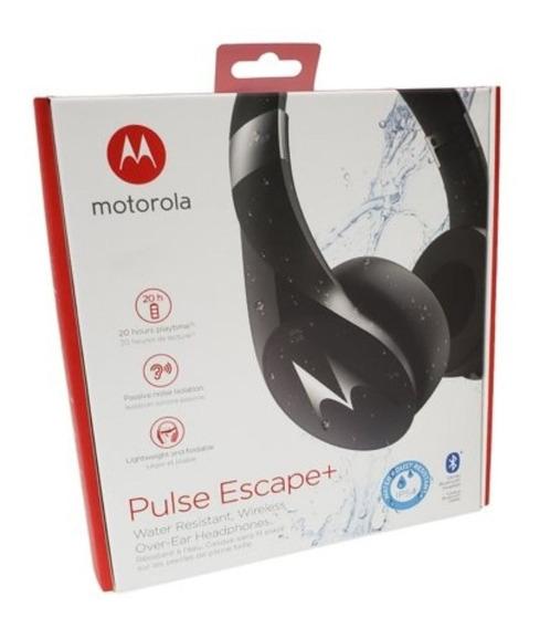 Motorola Diadema Audífonos Libres Pulse Escape Versión Plus