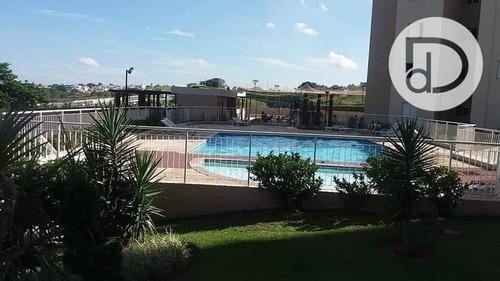 Imagem 1 de 30 de Apartamento Com 2 Dormitórios À Venda, 52 M² Por R$ 250.000 - Condomínio Vista Valley - Valinhos/sp - Ap1592